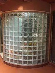 Square Main Glass Box Office