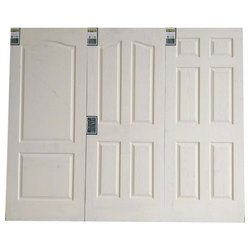 White Skin Door, Thickness: 32 to 40mm
