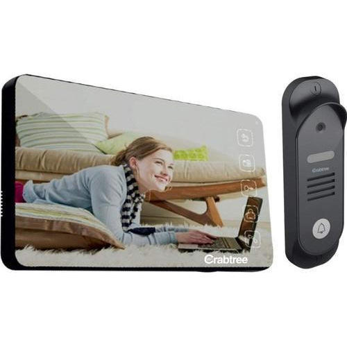 Automatic ACSVK003 Crabtree 7 Inch Multimedia Video Door Phone Kit