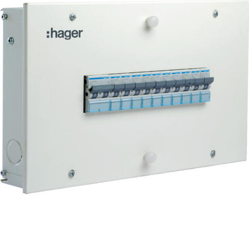 on hager electrical fuse box