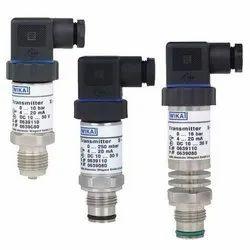 Wika Pressure Sensor