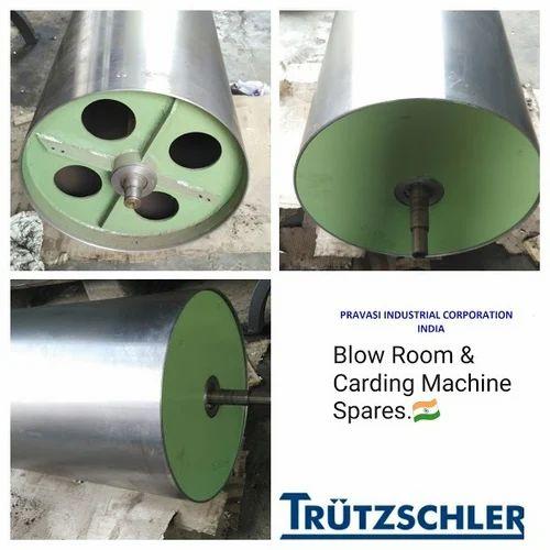 Doffer Roller For Trumac Dk 740 760 780 Carding Machine
