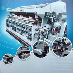 HYR736-300T Single Shaft Heavy Rapier Loom
