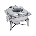 Square Hydraulic Eco. Chaffing Dish