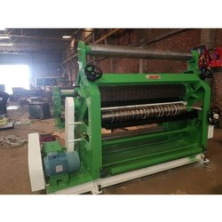 Oblique Type Paper Corrugation Machine