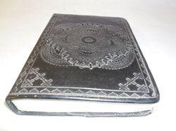 Vintage Leather Embossed Handmade Journal