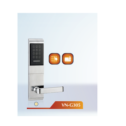 Main Door Lever VN-G305 Digital Lock, Digital Keypad, RFID Card