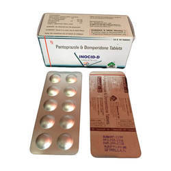 Pantaprozole And Domperidone Tablets