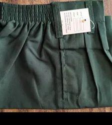 B, Green Summer School Dress Nikker, For School Wear, 12 to 17
