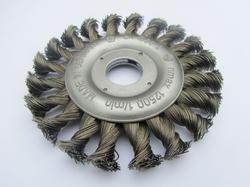 Abrasive Twisted  Wire Brush