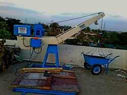 ACME Blue Sand and Brick Lifter, for Industrial Premises