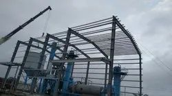 PEB Structure Fabrication Service