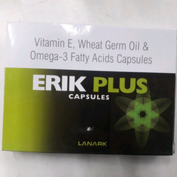 Erik Plus Capsules
