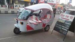 Presta Flora Electric Rickshaw