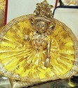 Laddu Gopal In Brass