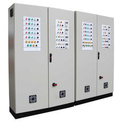 Electric Control Panel Fabrication
