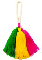 multicolored Tassel
