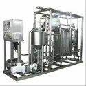 Inoxpa 2000 l/h HTST Pasteuriser