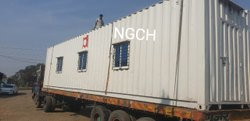 Stainless Steel 30 feet Truck Body Container, For Shipping, Capacity: 20-30 ton