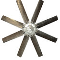 Industrial Aluminum Fan Blades