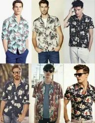 Multicolor Mens Shirts