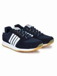 Men Hirolas Multisport Leather Sneaker Shoes - HRO1969 - Blue, Blue/BWH