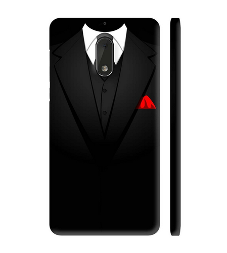 Colorpur Handsome Artwork On Nokia 6 Cover