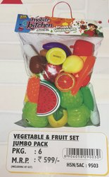 Vegetable & Fruit Set Jumbo Pack