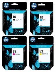 HP 82A Ink Cartridge Set
