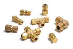 Brass T Fittings, Size: 1/4 -1 and 1-2 inch