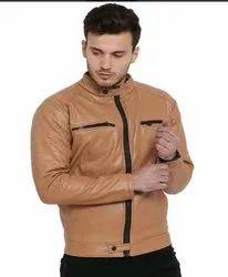 Casual Wear Male Leather Jackets