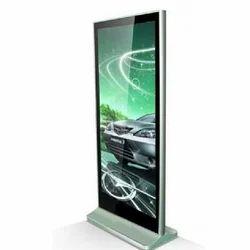 43 Inches Window Display Kiosk