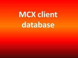 Intraday Digital Marketing MCX Client Database