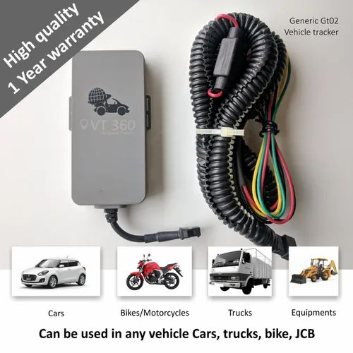 GPS Tracking Machine with Immobilizer