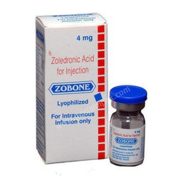 Zeledronic Acid For Injection