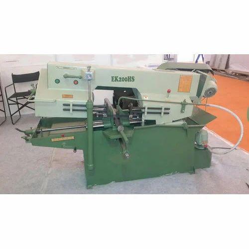 Bandsaw Machine - 0 15 HP Metal Bandsaw Machine Manufacturer