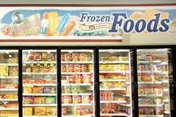 Frozen Foods Project Report