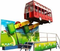 Amusement Rides Crazy Bus
