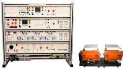 Electrical Engineering - Electrical Machine Trainer Manufacturer