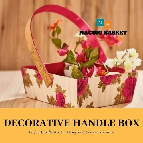 More Then 10 Colours Available MDF HAMPER BASKET, Pure Good Finish