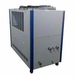 Aquasure Three Phase Water Chiller, Automation Grade: Automatic, Capacity: 10 Ton
