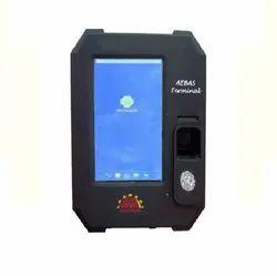 Mantra MFS TAB 4G Aadhaar Based Biometric Machine