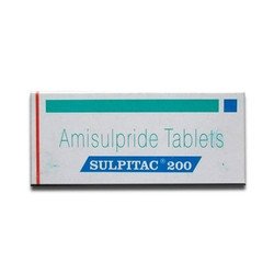 Sulpitac 200Mg Tablet
