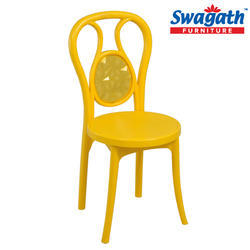 Opal Yellow Chair