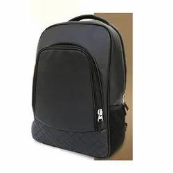 Criss Cross PU Laptop Bag