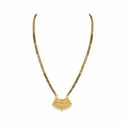 Daily Wear Designer Gold Mangalsutra