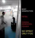 Corona Disinfectant Ultrasonic Fogger