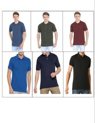 Promotional Polo Neck T-Shirts