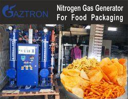 Nitrogen Gas Generator for Food Packaging