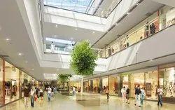 Mall Interior Design and Fabrication